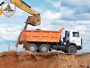 Продажа и поставка сыпучих и вяжущих строительных материалов в Москве и Московской области